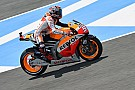 Marquez svetta per un soffio nei test IRTA di Jerez