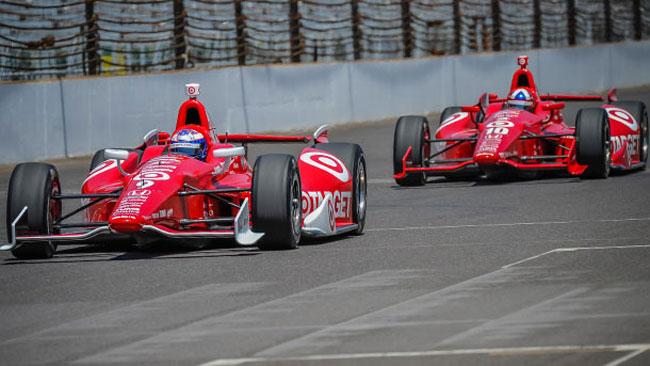 Indy 500, Libere 5: Franchitti vola con le scie