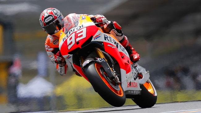 Marquez vede Lorenzo favorito in ottica gara