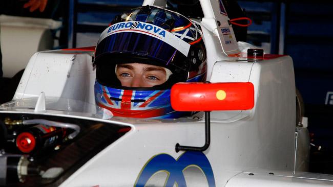 Gregor Ramsay svetta nei test andati in scena a Monza