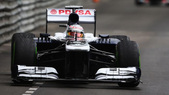 La Williams in gara con due monoposto diverse