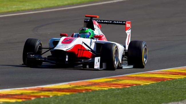 Conor Daly nella doppietta ART in gara 1 a Valencia