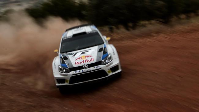 Latvala il più veloce nella Qualifica in Sardegna