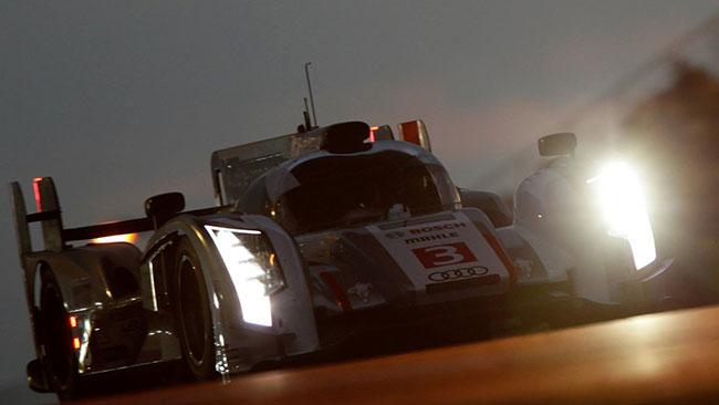 Le Mans: nuovo stop per l'Audi numero 3