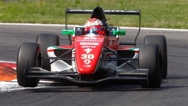 Pole position per Antonio Fuoco a Monza