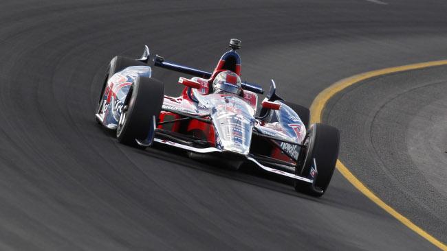 A Pocono Andretti guida la tripletta del team di famiglia