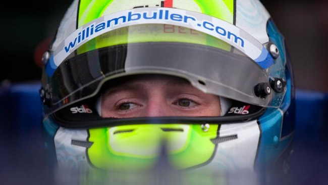 Will Buller chiude la sua parentesi nel FIA F3