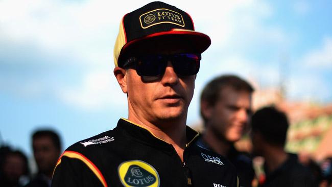 La Lotus rinuncia a far girare Raikkonen a Silverstone