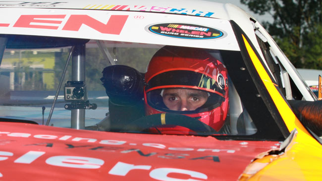 Anthony Gandon debutta a Mid-Ohio su una Ford