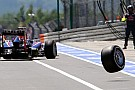 FIA: la ruota fissata male costa 10 posizioni in griglia