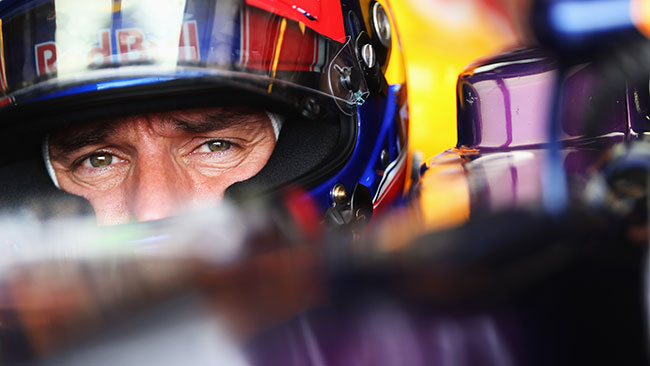 Mark Webber batte Vettel sul tracciato di Top Gear