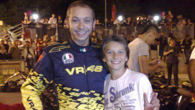 Luca Marini ottiene la wild card per la gara di Misano
