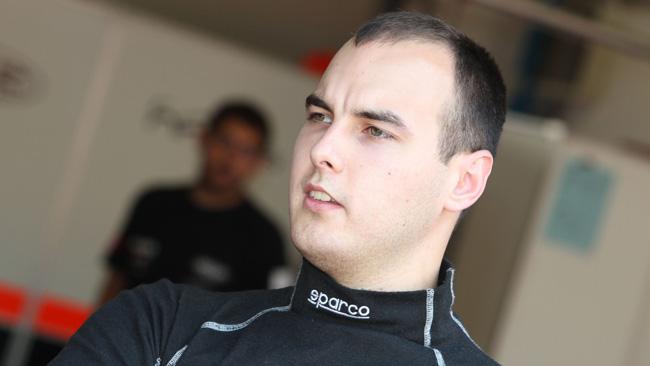 Tamas Pal Kiss al Ring con Ibiza Racing Team