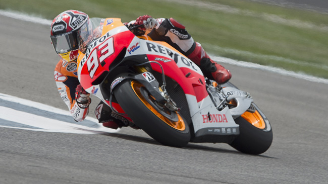 Indy, Libere 3: Marquez sfiora la pole del 2012