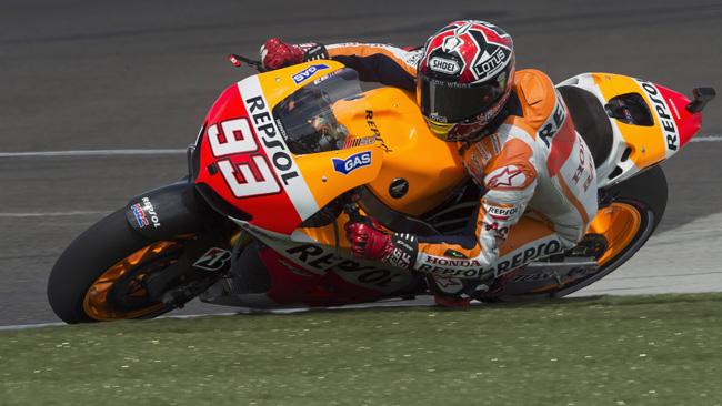 Indy, Warm Up: Marquez distanzia tutti!