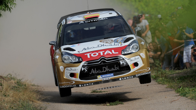 Dani Sordo vince il Rally di Germania