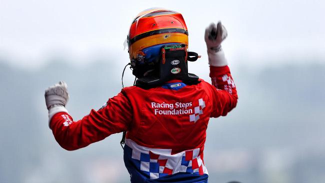 La seconda pole di Budapest a Oliver Rowland