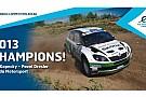 Jan Kopecký conquista il Campionato Europeo Rally!