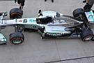 Mercedes col trattamento sui cerchi da inizio 2013