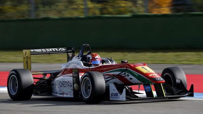 Due pole position su tre per Marciello a Hockenheim