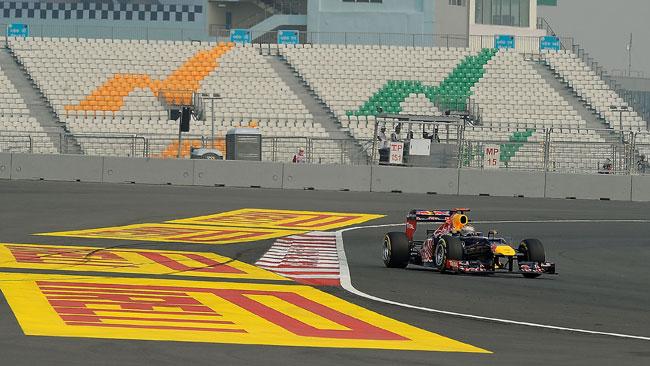 La Pirelli porta le gomme medium e soft in India