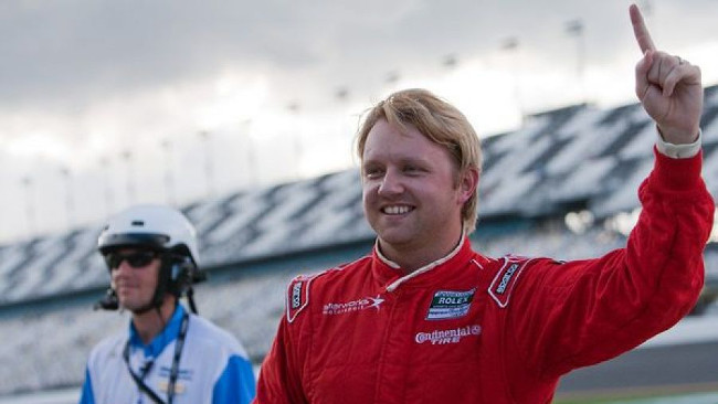 Ryan Dalziel in United Sportscar con Extreme Speed