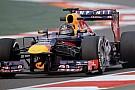 India, Libere 3: due Red Bull, poi subito Alonso!