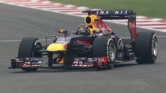 Vettel vince in India: è mondiale per la quarta volta!