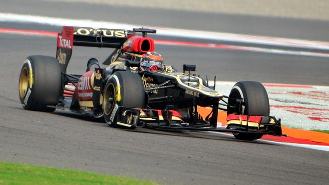 Boullier convoca a colloquio Grosjean e Raikkonen