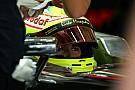 Perez conferma che lascerà la McLaren a fine 2013