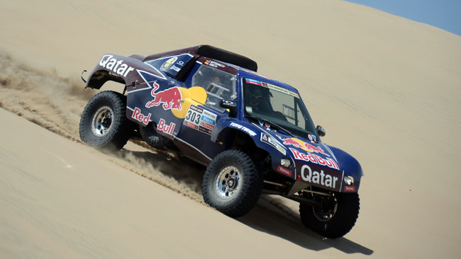 Carlos Sainz ci riprova con il Buggy alla Dakar 2014
