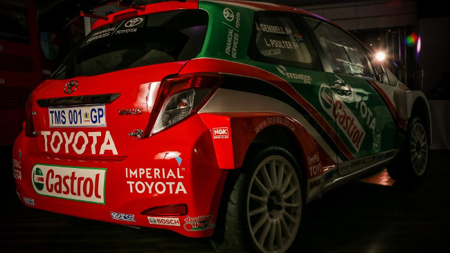 Sta per arrivare il ritorno di Toyota in WRC?