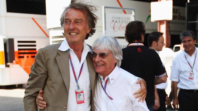 La Ferrari ha diritto di veto sull'erede di Ecclestone