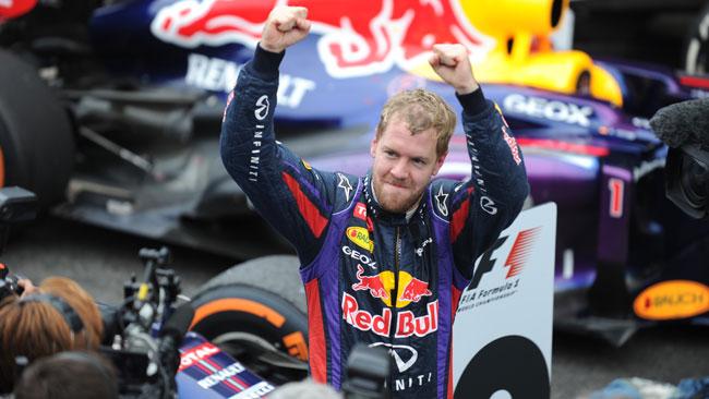 Vettel e la fidanzata Hanna aspettano il primo figlio