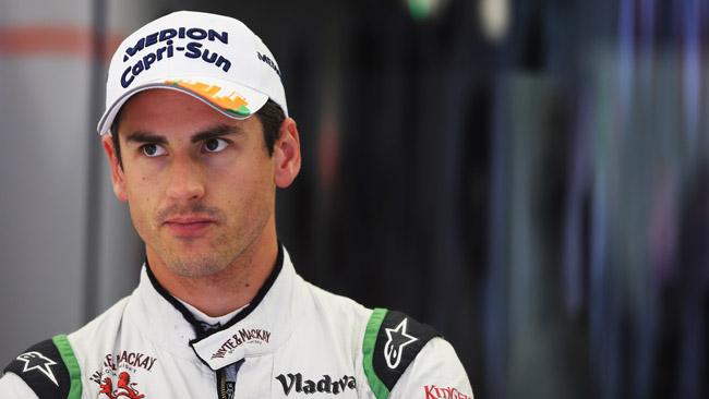 Ufficiale: Adrian Sutil approda alla Sauber nel 2014
