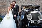 Giedo Van Der Garde ha sposato la fidanzata Denise