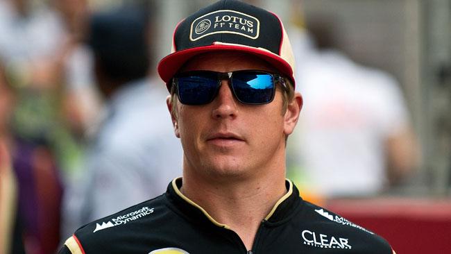 Raikkonen aspetta ancora degli stipendi dalla Lotus