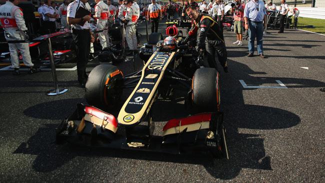 Anche Grosjean ha scelto: vuole il numero 8