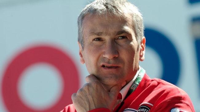 Ufficiale: Davide Tardozzi torna alla Ducati