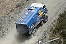Dakar, Tappa 8, Camion: Karginov prova la fuga