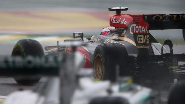 Saxo Bank nuovo partner della Lotus F1