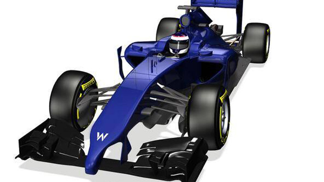 Williams FW36: ecco la prima immagine!