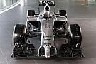 Ecco la prima immagine della McLaren MP4-29
