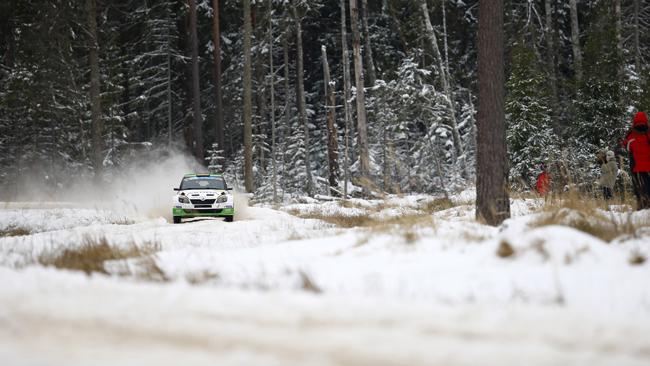 Lettonia, PS11: Wiegand c'è, Gryazin rischia grosso