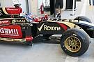 Bahrein, Day 1: Grosjean primo a scendere in pista