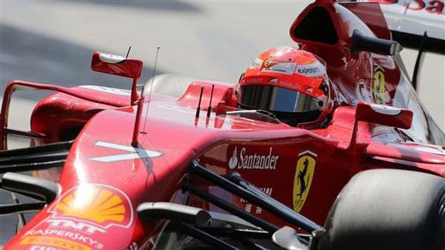 Bahrein, Day 3 (Ore 16): Kimi sale al settimo posto