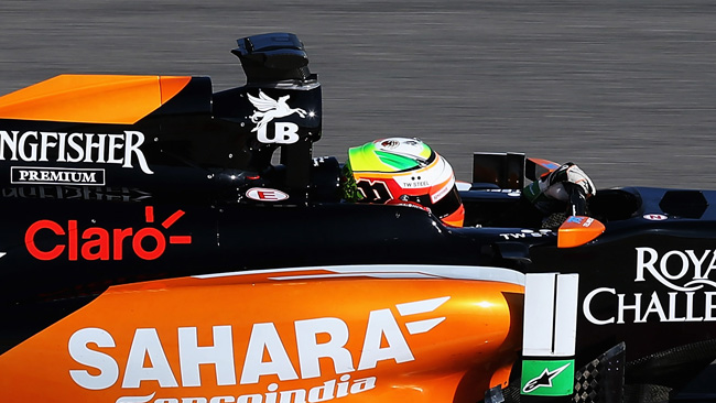Bahrein, Day 1 (Ore 12): Perez scavalca Rosberg