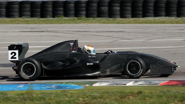 Clerici torna al volante della Formula Renault 2000