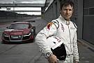 Baumgartner alla 24 Ore del Ring con Audi R8