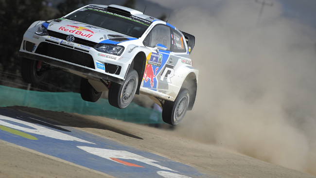 Messico, PS19: Ogier ha un minuto su Latvala